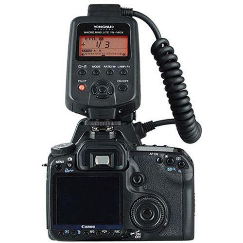 Flash Yongnuo Macro YN-14EX-C (para Canon)