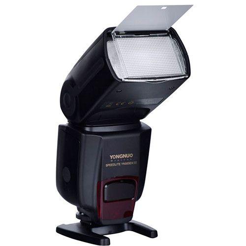 Flash Yongnuo YN565 EX III - TTL (para Nikon)