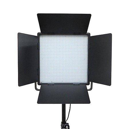 LED Godox 1000C + Fonte de Alimentação + Controle Remoto