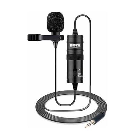 Microfone de Lapela - Boya BY-M1