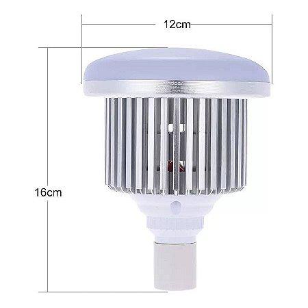 Super LED Greika 50W E27 - 5500K - Bivolt
