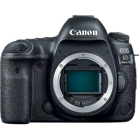 Canon EOS 5D mark IV (somente corpo)