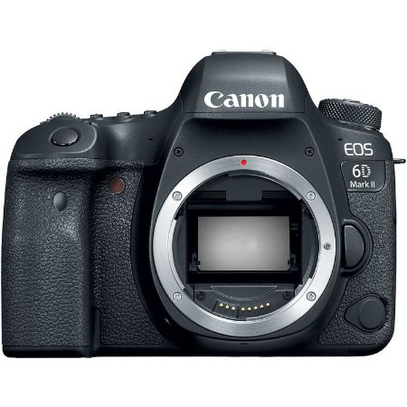 Canon EOS 6D Mark II (somente corpo)