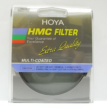 Filtro Hoya HMC ND8 58mm