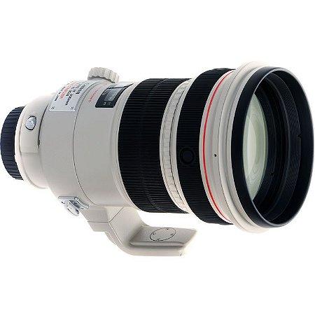 Lente Canon EF 200mm f/2L IS USM