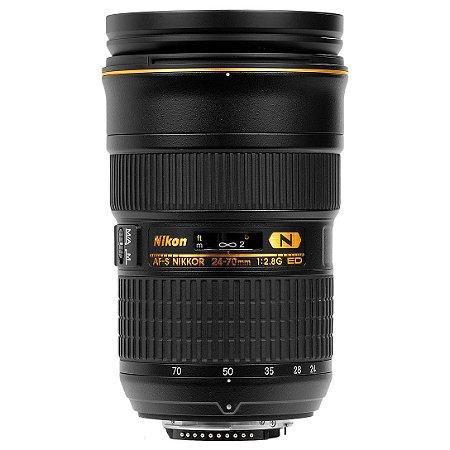 Lente Nikon AF-S 24-70mm f/2.8G ED