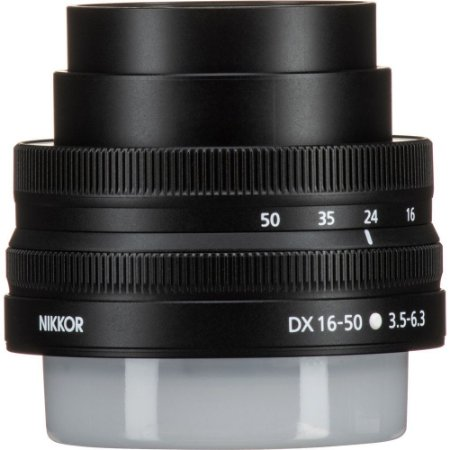 Lente Nikon Z DX 16-50mm f/3.5-6.3 VR