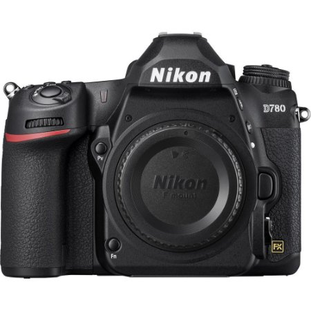 Nikon D780 (somente corpo)