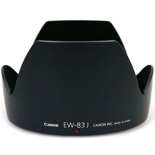 Para-sol Canon EW-83J (para lente Canon EF-S 17-55mm f/2.8 IS)