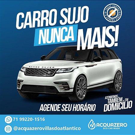 ACQUAZERO | ECO CAR WASH