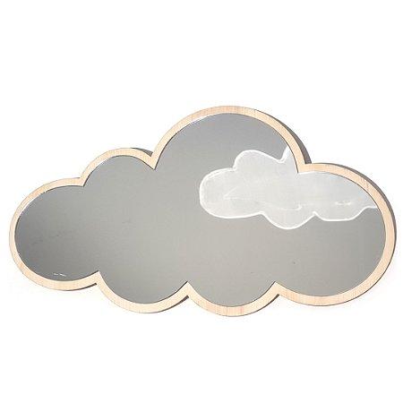 Espelho Montessoriano Decorativo Nuvem