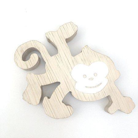 Adorno Decorativo Macaco