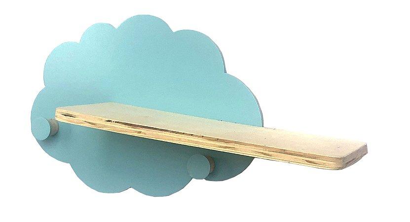 Prateleira Nuvem Com Penduradores