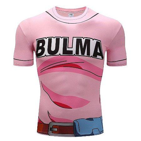 492bb56b6 Camiseta Bulma - Dragon Ball Z - Herói Mania  A Melhor Loja Nerd!