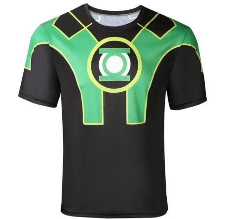 Camiseta Lanterna Verde - Clássico