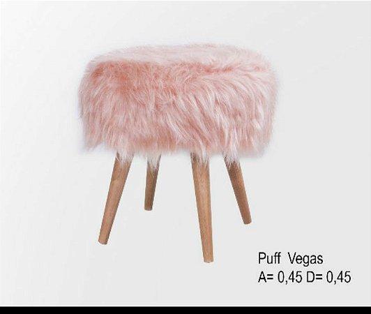 Puff Decorativo Pêlo