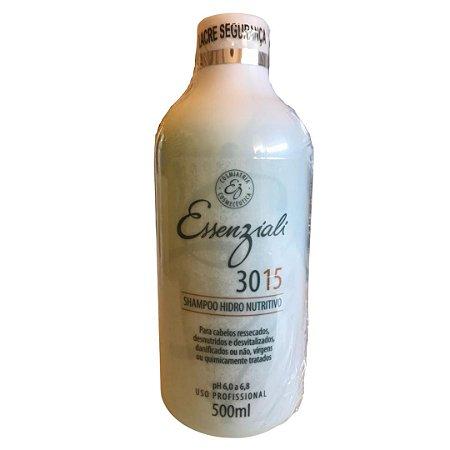 3015TP - Shampoo Hidronutritivo para Cabelos Ressecados e Danificados (500ml)