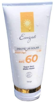 6030TP - Protetor Solar - FPS60 (UVA/B) (150g)