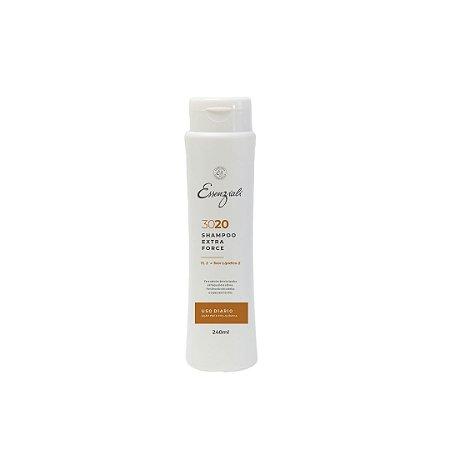 3020 - Shampoo Fortalecedor Espessador De Cabelos (240ml)