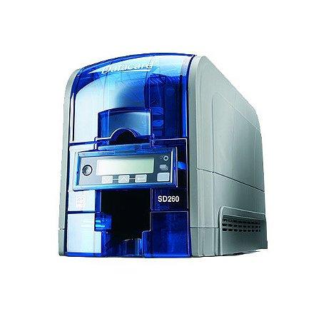 Impressora de cartões SD260 Datacard