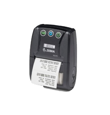 Impressora Portátil ZQ210 Zebra