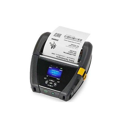 Impressora Portátil RFID ZQ630 Zebra