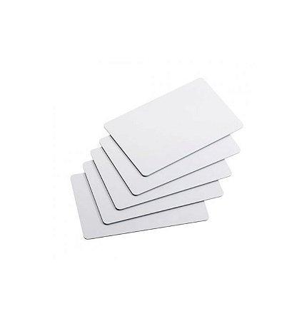 Cartão Branco PVC