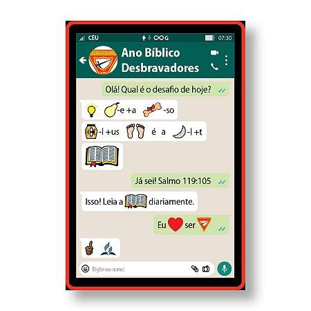 ANO BÍBLICO DESBRAVADORES 2021
