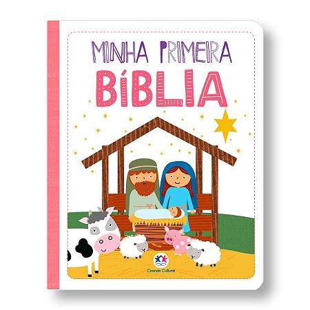 MINHA PRIMEIRA BÍBLIA MENINAS
