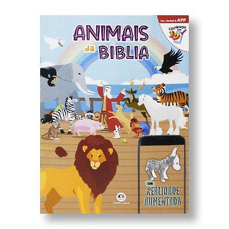 ANIMAIS DA BIBLIA COM REALIDADE AUMENTADA