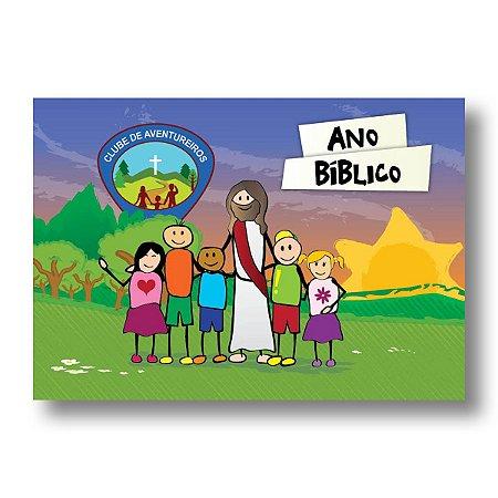 ANO BIBLICO AVENTUREIROS 2020