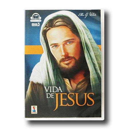 VIDA DE JESUS - AUDIOLIVRO