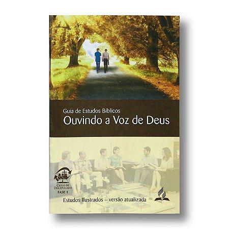 GUIA DE ESTUDOS BIBLICOS OUVINDO A VOZ DE DEUS