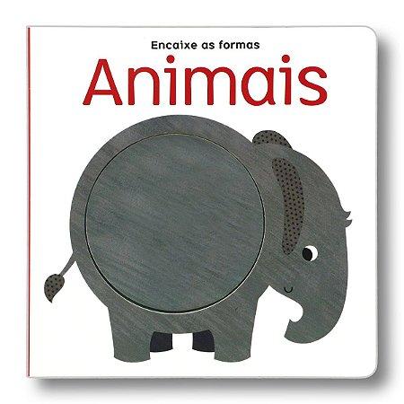 ENCAIXE AS FORMAS: ANIMAIS