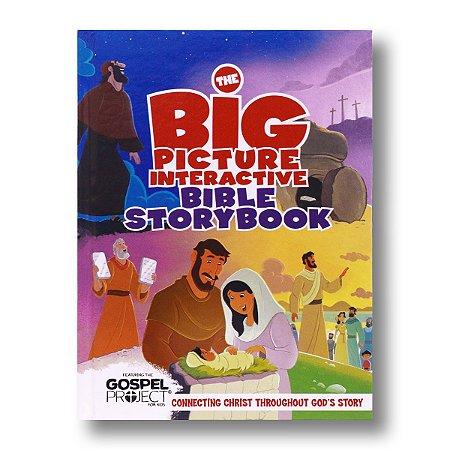 THE BIG INTERACTIVE BIBLE STORYBOOK