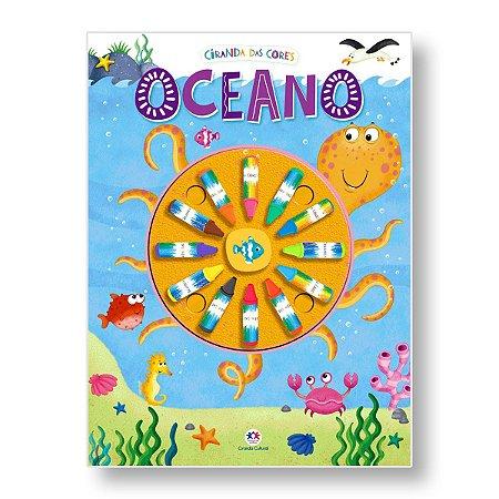 CIRANDA DAS CORES - OCEANO
