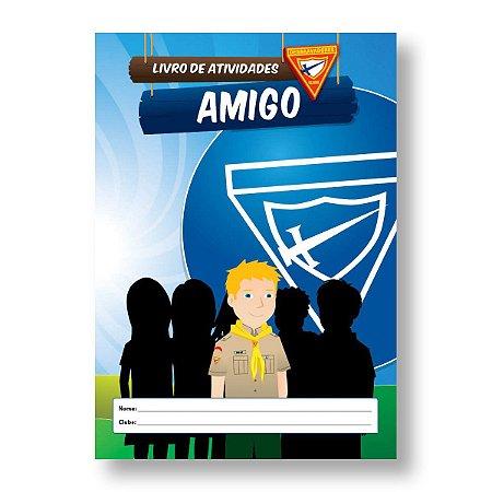 LIVRO DE ATIVIDADES AMIGO