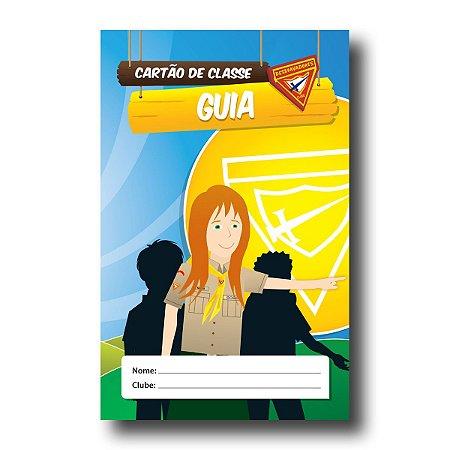 REGISTRO DE CLASSE: GUIA