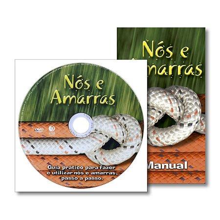 KIT NÓS E AMARRAS - MANUAL + EMBALAGEM ENVELOPE PLÁSTICO