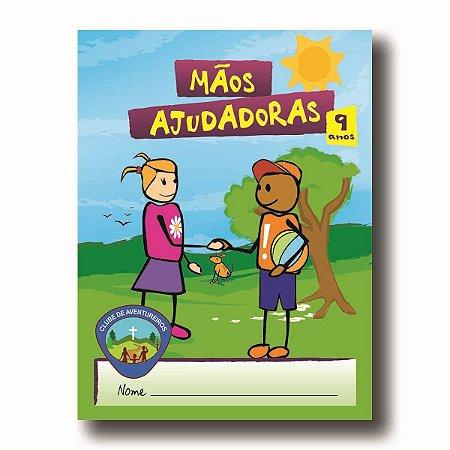 LIVRO DE ATIVIDADES MÃOS AJUDADORAS