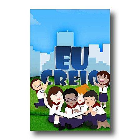 ESTUDO BIBLICO AVENTUREIROS - EU CREIO (COM LOGO ANTIGO)