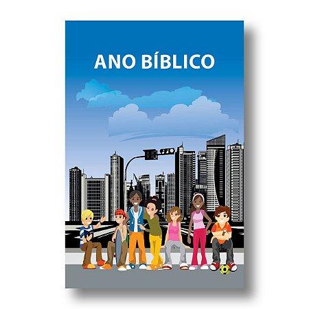 ANO BÍBLICO JUVENIL 2020