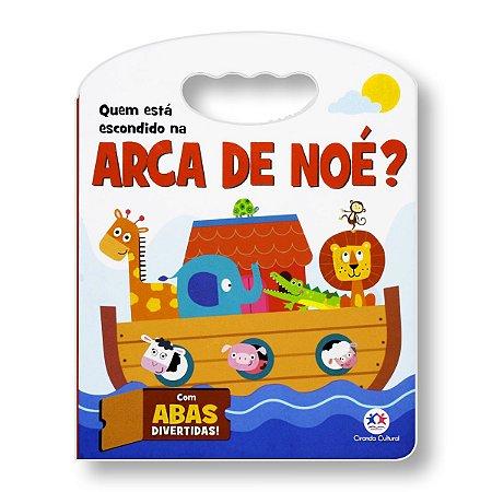 QUEM ESTÁ ESCONDIDO NA ARCA DE NOÉ?