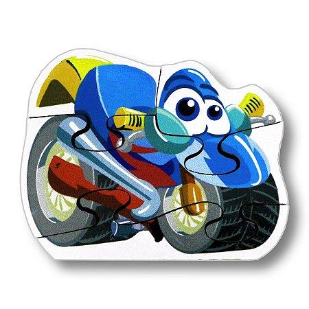 QUEBRA-CABEÇA VERTICAL TRANSPORTES: MOTO