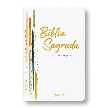 BÍBLIA NVI GIGANTE - CAPA SEMI-LUXO - LISTRAS