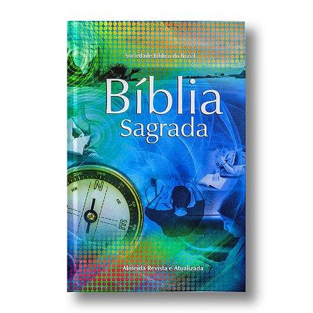 BÍBLIA RA063M POPULAR MISSIONÁRIA JOVEM 2 - CAPA DURA