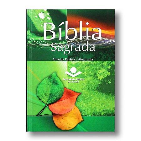 BÍBLIA RA43M:TRAD:BIB MISSIONÁRIA CAPA DURA TRADICIONAL