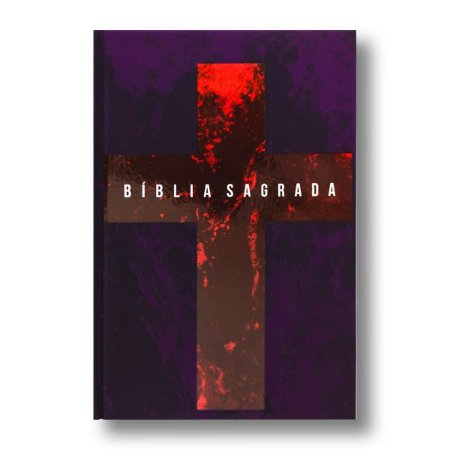 BÍBLIA NA63 CRUZ VM CAPA DURA
