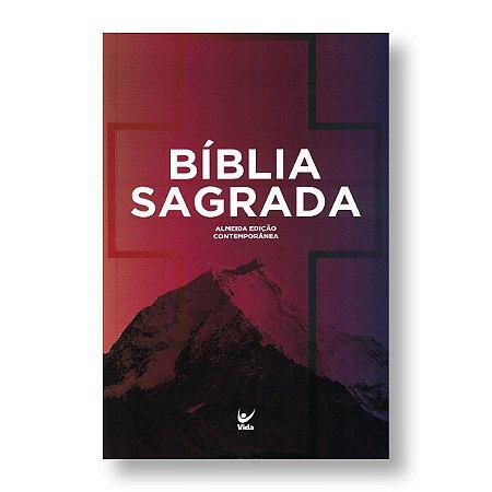 BÍBLIA AEC BROCHURA MONTE COR