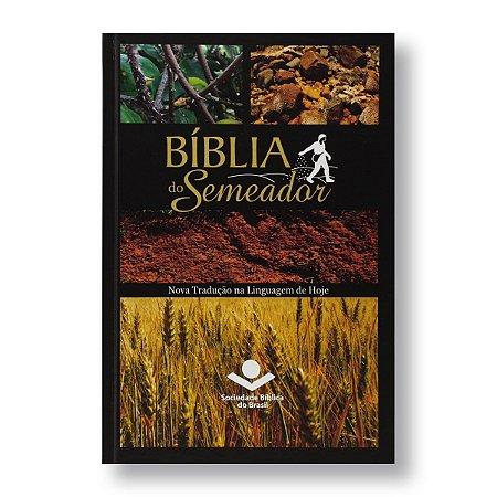 BÍBLIA DO SEMEADOR NTLH065BS - CAPA DURA